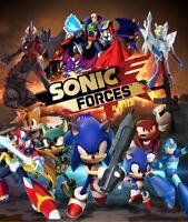 Sonic Forces | Steam Key | PC | Digital | Worldwide