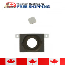 iPhone 4s Home Button Rubber Gasket And Metal Spacer