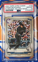 2020 Topps Gypsy Queen Players WKD + Logo Swap #103 Charlie Blackmon