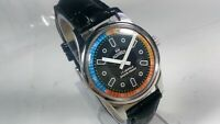Vintage Roamer 17J Mechanical Hand Winding Movement Mens Analog Wrist Watch C138