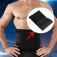 Burner Fat Exercise Slimming Belt Weight Loss Waist Trimmer Adjustable Belly
