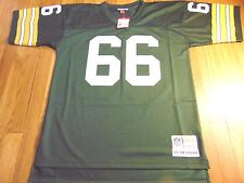 MITCHELL & NESS NFL GREEN BAY PACKERS RAY NITSCHKE PREMIER JERSEY SIZE L 44