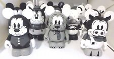 Disney Classic Collection Vinylmation ( Set of 10 ) Black & White
