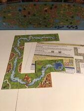 Carcassonne Erweiterung Der Fluss - neue Edition