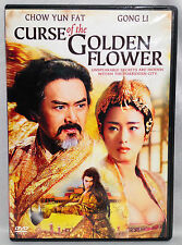Curse of the Golden Flower (DVD, 2006) Widescreen, Chow Yun Fat, Gong Li