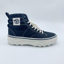 Vans Vault X Alyx Unisex Skate Shoes Black 721454 Lace Up High Top M 4.5 W 6