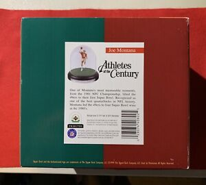 "Joe Montana Upper Deck Tributes ""Athletes Of The Century"" In Box Mint!!"
