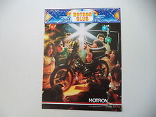 advertising Pubblicità 1981 MOTRON 50 GL4 GL 4