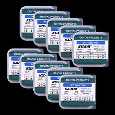 10Box Dental Apex Locater Endo Motor NiTi Engine Super Rotary File 21mm 6pc/Pack