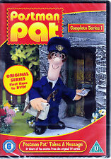 Postman Pat - Complete Series 1 - Original Series from 1981 New & Sealed DVD