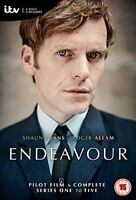 Endeavour Series 1-5 [DVD] [2018][Region 2]