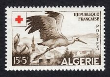 Algeria: Red Cross Fund; mint