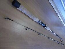 SHAKESPEARE UGLY STIK LITE PRO 6 foot 6 inch 2 piece ultra light spinning rod