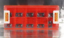 10 lastre di svolta r390-17 04 08e-pl 1010 SANDVIK NUOVO M. fattura ghiu U. fresatura duro
