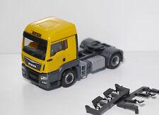 1:87 em3251 Herpa MAN TGS Euro 6 Bertschi tracteur pour transformation/autoconstruction
