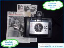 Polaroid Land Camera Square Shooter 2 with bag and instructions - SAFE POST