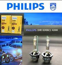 Genuine PHILIPS 42406C1 D4R HID XENON 42V 35W Light Bulb x 2 Germany Made #Agtc