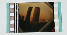 Spider-Man 2002 Pulled Trailer 35mm Genuine Film Cell WTC Twin Towers Rare HTF A