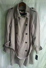 New Women's Anne Klein trench coat size 14