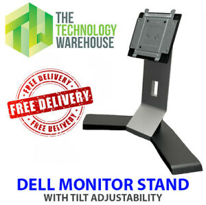 Dell Monitor Stand for Dell Monitors - with Tilt Adjustability - E248WFP