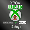 Xbox Game Pass Ultimate ~ 14 Day Trial + 1 Month [FREE] - Instant Delivery 24/7