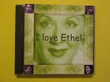 I Love Ethel ( Lucy ) San Francisco 1996 Indie Rare Excellent CD