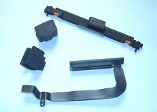 APPLE MACBOOK A1342 HARD DRIVE CADDY BRACKETS RIBBON INTERFACE CABLE 2009 - 2010