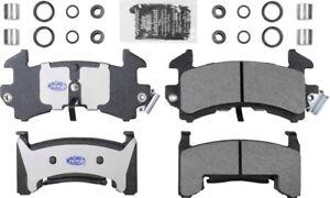 Disc Brake Pad Set-Metallic Disc Brake Pad Front,Rear Magneti Marelli 1AMV100154
