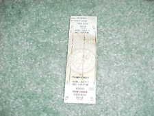 2001 Tampa Bay Rays v New York Yankees Baseball Ticket 7/1 Jeter 2 Hit Game
