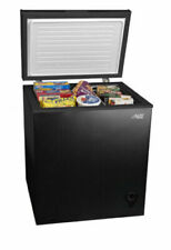 Arctic King 5 cu.ft. Chest Freezer Ice Chest 5CF - Black Fast Free Shipping