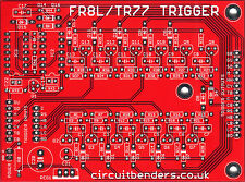Circuitbenders Roland TR77/Bentley Rhythm Ace FR8L Trigger Interface PCB À faire soi-même