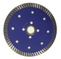 4-1-2 Inch Diamond Saw Blade Turbo for Cutting Granite Stone Marble Masonry