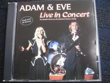 CD  ADAM & EVE  Live in Concert