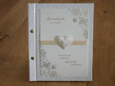 A5 Stammbuch Familie Familienstammbuch Geschenk vintage Hochzeit Geldgeschenk