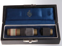 Rare NEUMANN K92 Mess-Kondensator für Vintage Mikrofon-Kapseln +orig. Case