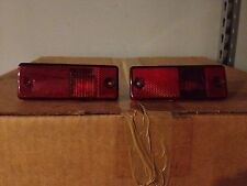 1997 LAND ROVER DISCOVERY MARKER LIGHTS PAIR (L&R) FREE SHIPPING! CT