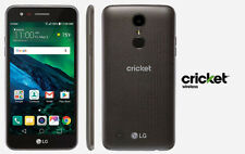 "Brand NEW--LG Fortune™-Cricket-16GB-4G LTE-5"" Smartphone"