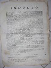 S867-GRANDUCATO DI TOSCANA-1745 REGGENZA AMNISTIA