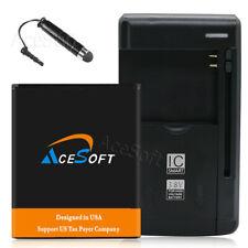 2950mAh Extended Slim Battery Dock Charger for Motorola Moto G5 Xt1676 CellPhone