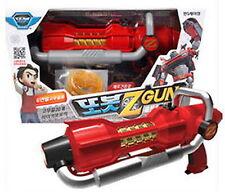 TOBOT Z Gun /Targets Rubber bands Shooting/ Toy Transformer Robot TV animation