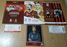 More details for liverpool legends 3 programme & ticket bundle - real madrid, bayern, ac milan