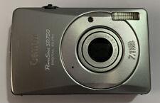 Canon PowerShot Digital ELPH SD750 - 7.1MP Digital Camera