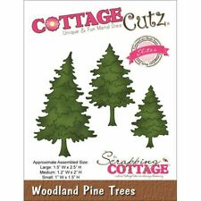 "Elites Die - Woodland Pine Trees 1"" x 1.5"" To 1.5"" x 2.5"" - CottageCutz"