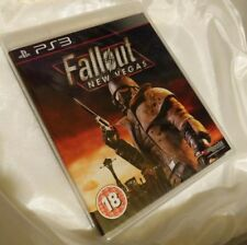 Fallout New Vegas PS3 Nuevo Sellado PAL Reino Unido Sony PlayStation 3 parte 2 Muy Raro