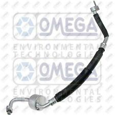 Omega A/C Suction Hose Fits: 11-14 Ford F-150 (See Chart)