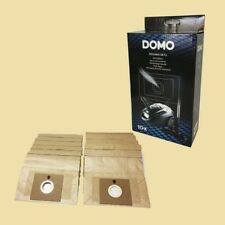Domo Staubsaugerbeutel DO 7285 S-Set2 (1 Pck a 10 Beutel) für Domo DO 7285 S