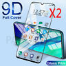 2 Pack Tempered Glass Screen Protector For Samsung Galaxy A10s A20e A40 A50S A90