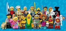 "LEGO Minifigures / Minifiguras 71018 - Series 17 - ""16 minifiguras"""