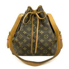 Louis Vuitton Monogram Petit Noe Drawstring Shoulder Bag /91911
