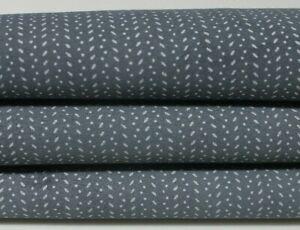 GREY SUEDE PRINTED gray Italian Lambskin leather skin skins 4sqf 0.8mm #A5799